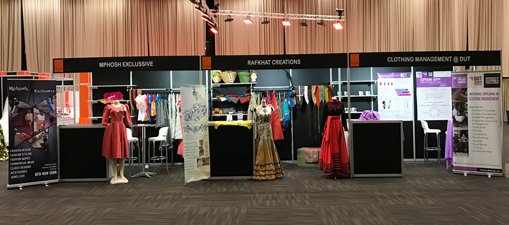 Durban Fashion Fair Exhibition Stands & Events South Africa