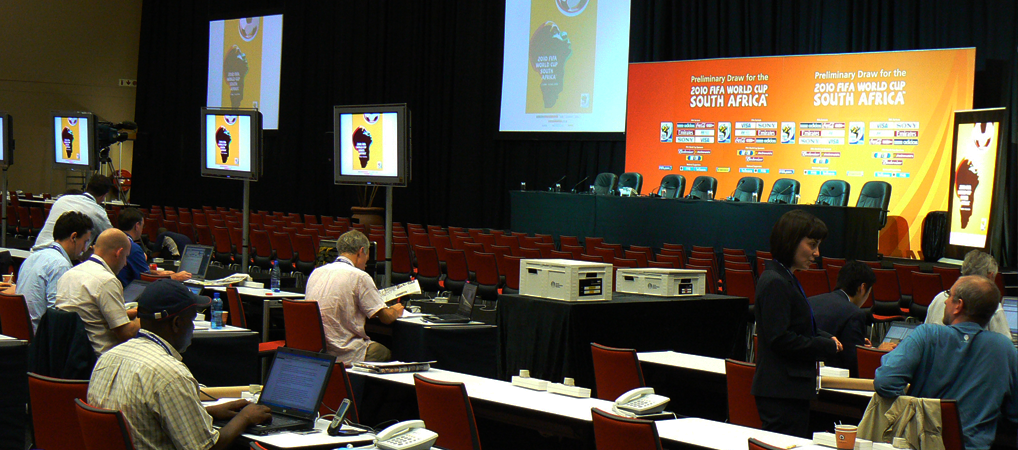 2010 FIFA World Cup - Exhibition Stands & Events - South Africa 3